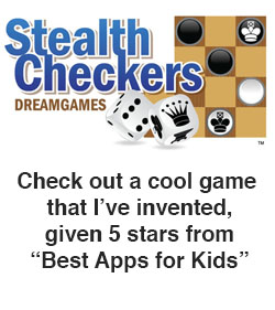 stealth checkers